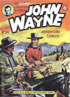 Cover for John Wayne Adventure Comics (World Distributors, 1950 ? series) #34