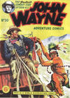 Cover for John Wayne Adventure Comics (World Distributors, 1950 ? series) #30