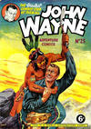 Cover for John Wayne Adventure Comics (World Distributors, 1950 ? series) #25