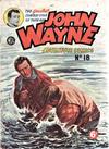 Cover for John Wayne Adventure Comics (World Distributors, 1950 ? series) #18