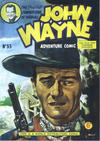 Cover for John Wayne Adventure Comics (World Distributors, 1950 ? series) #53