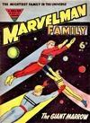 Cover for Marvelman Family (L. Miller & Son, 1956 series) #3