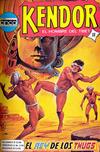 Cover for Kendor (Editora Cinco, 1982 series) #11
