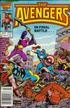 Cover Thumbnail for The Avengers (1963 series) #277 [Newsstand]