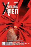 Cover for Uncanny X-Men (Marvel, 2013 series) #10 [Direct Edition]