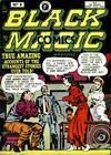 Cover for Black Magic Comics (Arnold Book Company, 1952 series) #3