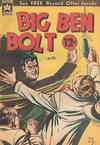 Cover for Big Ben Bolt (Yaffa / Page, 1964 ? series) #36
