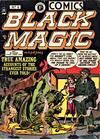Cover for Black Magic Comics (Arnold Book Company, 1952 series) #4