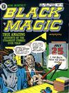 Cover for Black Magic Comics (Arnold Book Company, 1952 series) #16