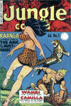 Cover for Jungle Comics (H. John Edwards, 1950 ? series) #1