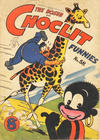 Cover for The Bosun and Choclit Funnies (Elmsdale, 1946 series) #58