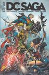 Cover for DC Saga (Urban Comics, 2012 series) #17