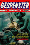 Cover for Gespenster Geschichten (Bastei Verlag, 1974 series) #16