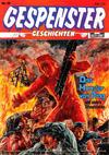 Cover for Gespenster Geschichten (Bastei Verlag, 1974 series) #18