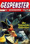 Cover for Gespenster Geschichten (Bastei Verlag, 1974 series) #19