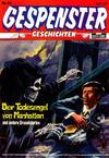 Cover for Gespenster Geschichten (Bastei Verlag, 1974 series) #22