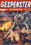 Cover for Gespenster Geschichten (Bastei Verlag, 1974 series) #23