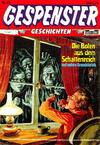 Cover for Gespenster Geschichten (Bastei Verlag, 1974 series) #27