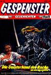 Cover for Gespenster Geschichten (Bastei Verlag, 1974 series) #28