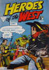 Cover for Heroes of the West (L. Miller & Son, 1959 series) #154