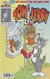 Cover for Tom & Jerry (Harvey, 1991 series) #17 [Newsstand]