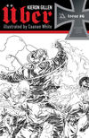 Cover Thumbnail for Uber (2013 series) #6 [Blitzkrieg Sketch Variant Cover by Caanan White]