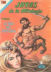 Cover for Joyas de la Mitología (Editorial Novaro, 1962 series) #385