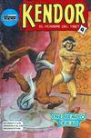 Cover for Kendor (Editora Cinco, 1982 series) #9