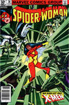 Cover for Spider-Woman (Marvel, 1978 series) #38 [Newsstand]
