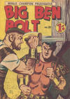 Cover for Big Ben Bolt (Yaffa / Page, 1964 ? series) #31
