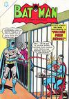 Cover for Batman (Editorial Novaro, 1954 series) #270