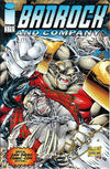Cover for Badrock and Company (Image, 1994 series) #1 [San Diego Comic Con Edition]