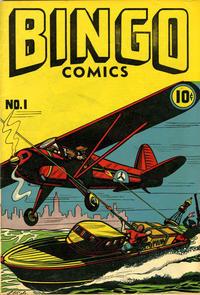 Cover Thumbnail for Bingo Comics (H. C. Blackerby, 1945 series) #1