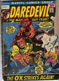 Cover Thumbnail for Daredevil (Goodwill Bookstore, 1972 ? series) #86