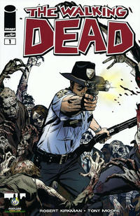Cover Thumbnail for The Walking Dead #1 Wizard World Portland Comicon Exclusive (Image, 2013 series) #1 [Wizard World Portland Comic Con Exclusive by Michael Golden]