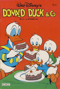 Cover Thumbnail for Donald Duck & Co (Hjemmet / Egmont, 1948 series) #41/1979