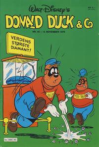 Cover Thumbnail for Donald Duck & Co (Hjemmet / Egmont, 1948 series) #45/1979