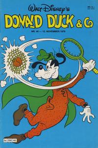 Cover Thumbnail for Donald Duck & Co (Hjemmet / Egmont, 1948 series) #46/1979