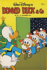 Cover Thumbnail for Donald Duck & Co (Hjemmet / Egmont, 1948 series) #48/1979