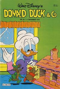 Cover Thumbnail for Donald Duck & Co (Hjemmet / Egmont, 1948 series) #49/1979