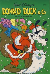 Cover Thumbnail for Donald Duck & Co (Hjemmet / Egmont, 1948 series) #51/1979