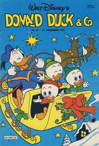Cover Thumbnail for Donald Duck & Co (Hjemmet / Egmont, 1948 series) #52/1979