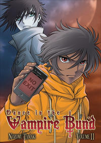Cover Thumbnail for Dance in the Vampire Bund (Seven Seas Entertainment, 2008 series) #11