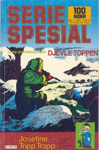 Cover Thumbnail for Seriespesial (Semic, 1979 series) #6/1981