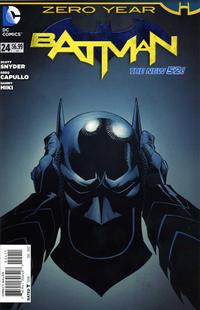 Cover Thumbnail for Batman (DC, 2011 series) #24 [Direct Sales]