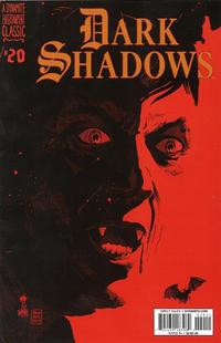 Cover Thumbnail for Dark Shadows (Dynamite Entertainment, 2011 series) #20