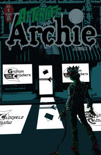 Cover Thumbnail for Afterlife with Archie (Archie, 2013 series) #1 [Graham Crackers Comic Books Store Variant]