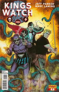 Cover Thumbnail for Kings Watch (Dynamite Entertainment, 2013 series) #1