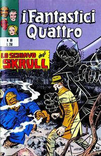 Cover Thumbnail for I Fantastici Quattro (Editoriale Corno, 1971 series) #88