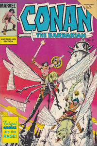 Cover Thumbnail for Conan the Barbarian (Federal, 1984 ? series) #11